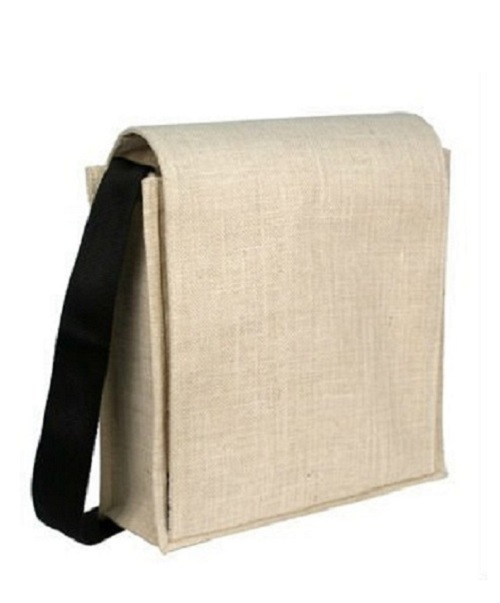 Natural jute conference bags